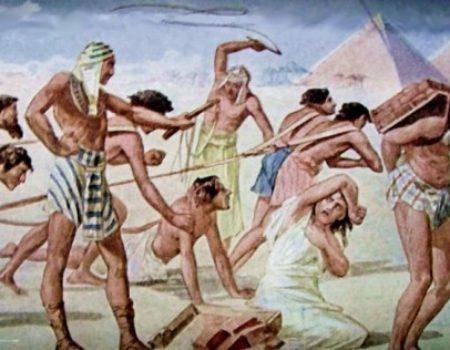 Exodus 21:1-32 Physical Violence & Slavery