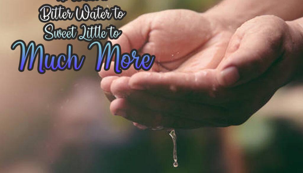 Exodus 15:22-27 Thirsty People