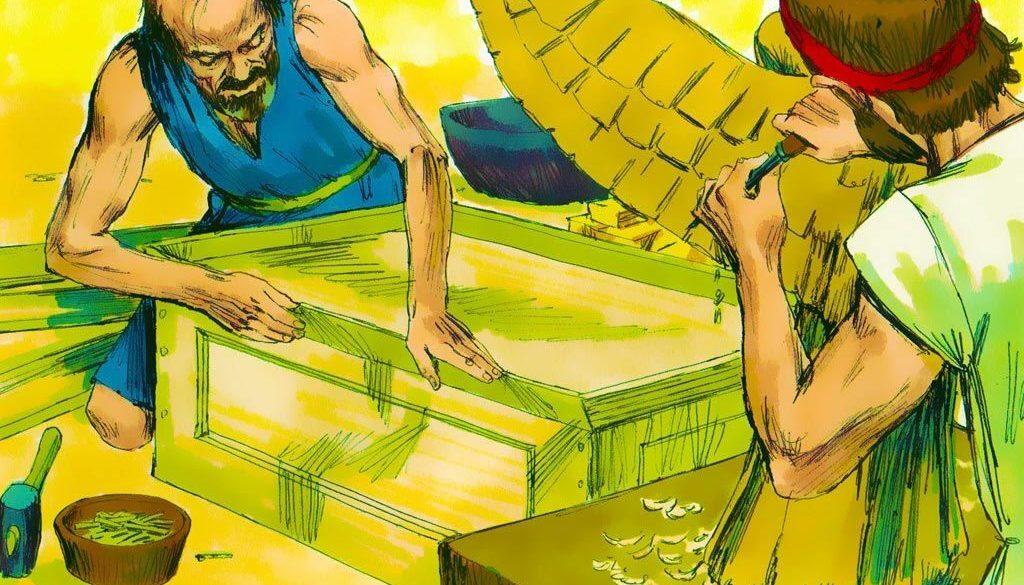 Exodus 31:1-11 Specialists