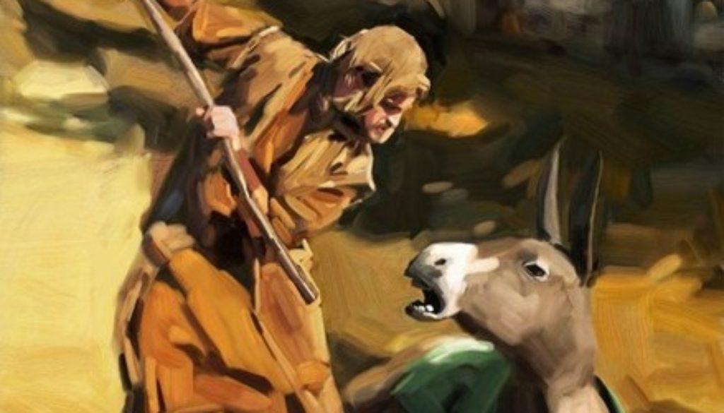 Numbers 22:22-41 Talking Donkey