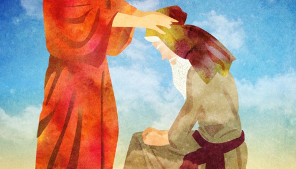 Numbers 20:22-29 Aaron's Death