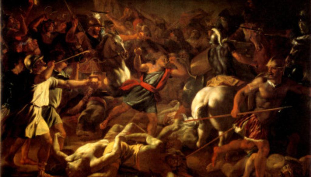 Numbers 25:10-18 Peace & Revenge