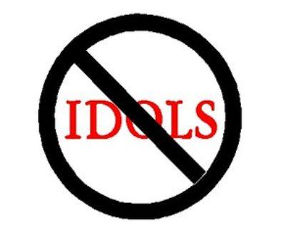 Deuteronomy 4:15-31 Idols