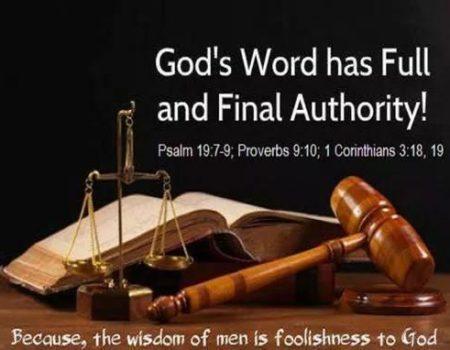 Deuteronomy 17:8-13 Final Answer