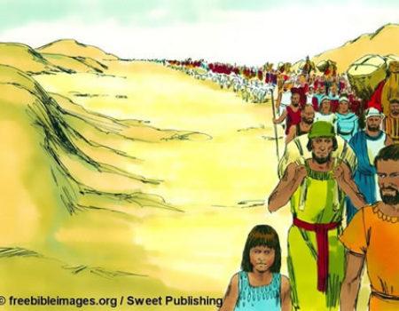 Deuteronomy 8:1-20 His Might