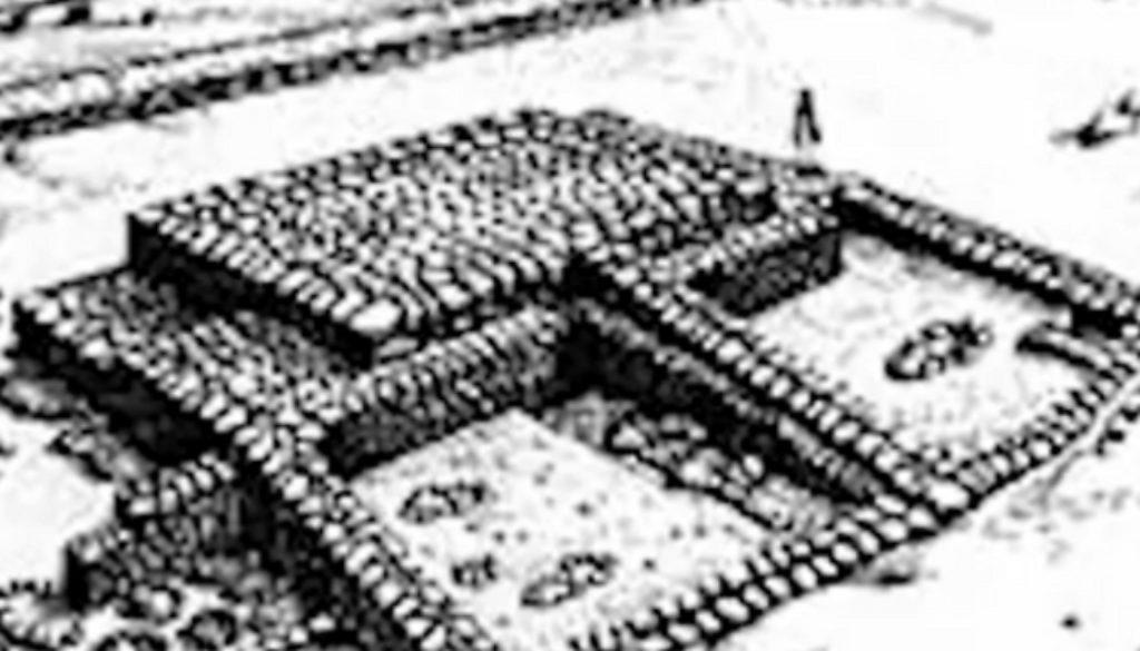 Deuteronomy 27:1-8 Uncut Altar