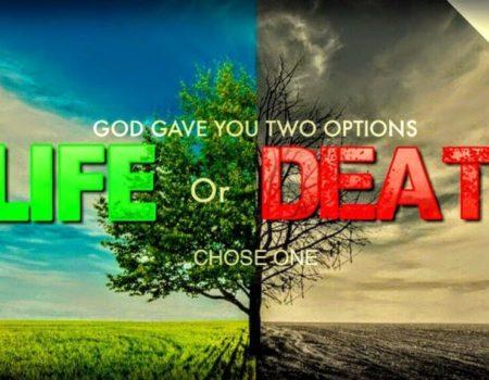 Deuteronomy 30:11-20 Live or Death