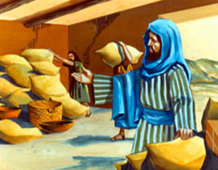 Deuteronomy 26:1-19 Tithe Promise