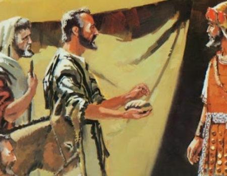 Joshua 9:1-27 Blindsided