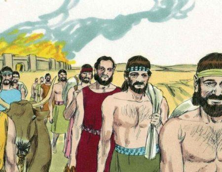 Joshua 8:1-29 Do Over at Ai