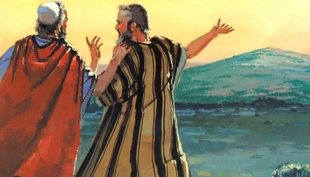 Joshua 14:6-15 Caleb's Request