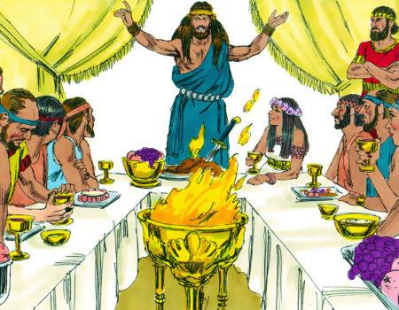 Judges 14:1-20 Wedding Disaster