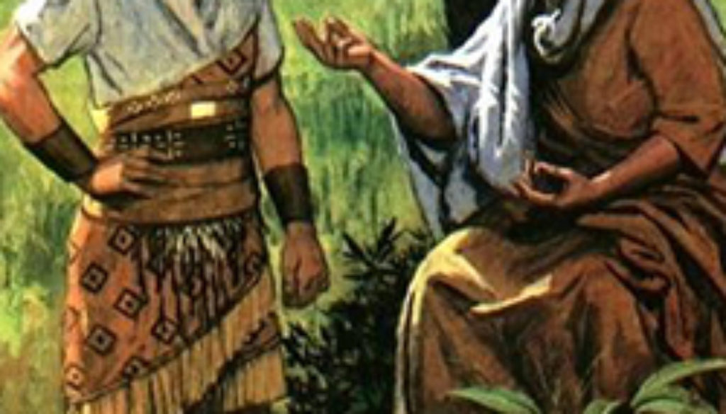 Judges 4:1-24 Judge Deborah