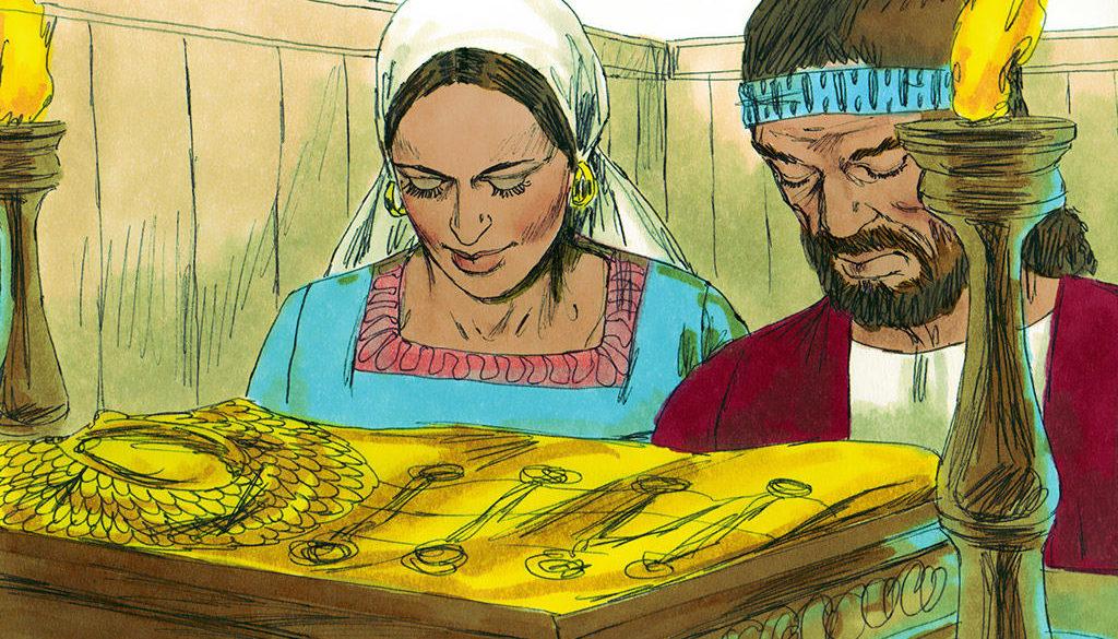 Judges 8:22-28 Golden Ephod