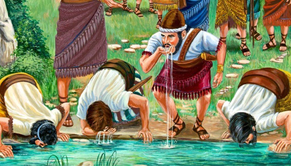 Judges 7:1-18 Downsizing