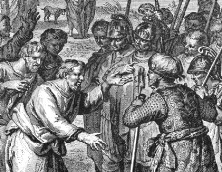 Judges 12:1-7 Brotherly Discord
