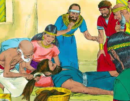 Judges 16:1-22 Knot Love