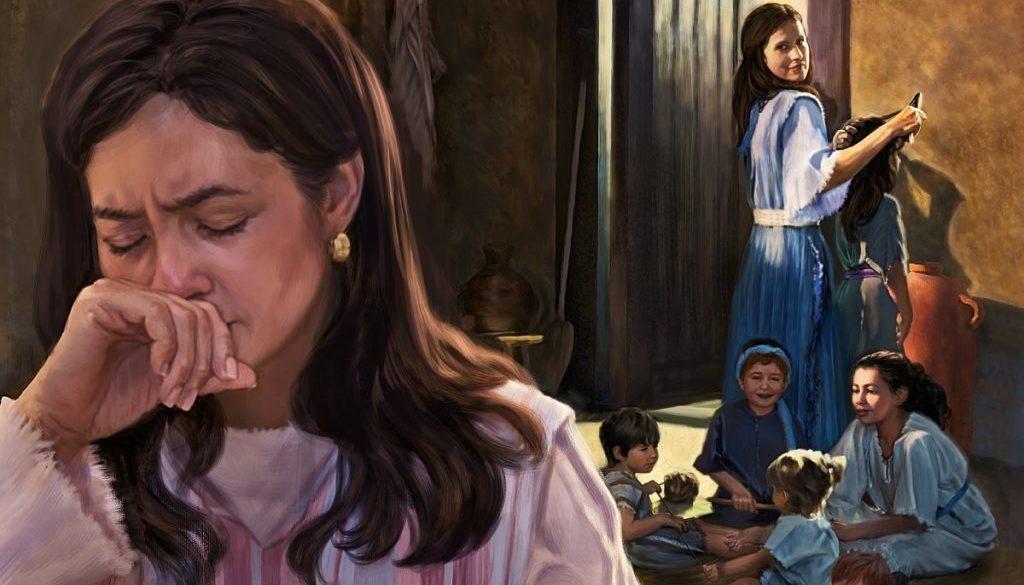 1 Samuel 1:1-20 Baby Fever
