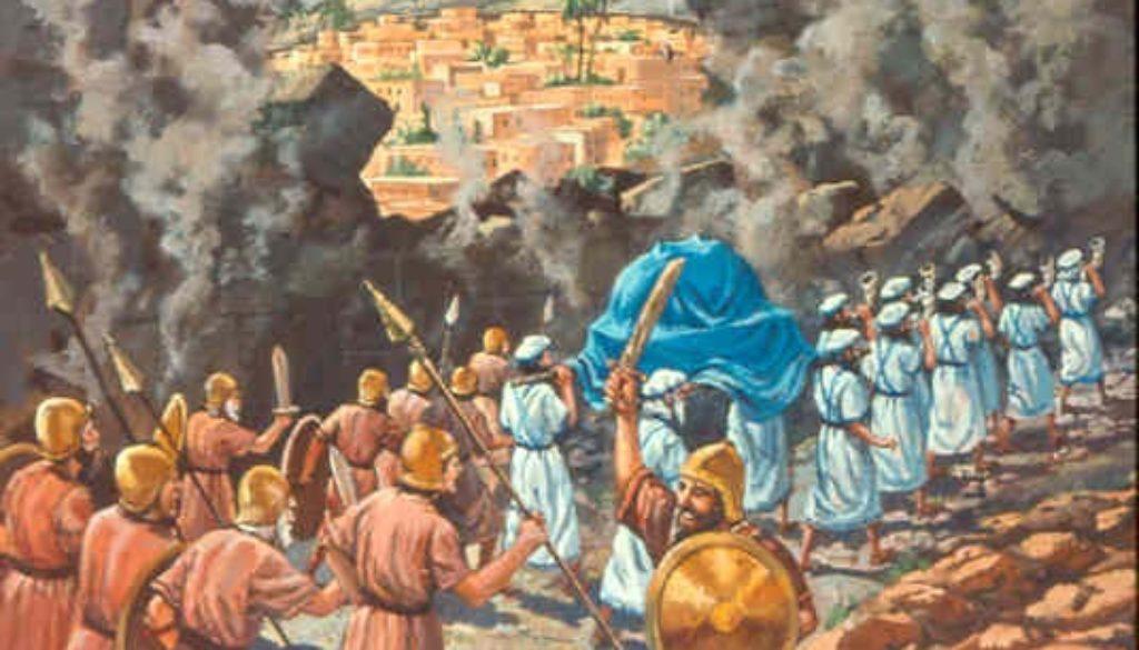 1 Samuel 4:1-11 Bring The Ark