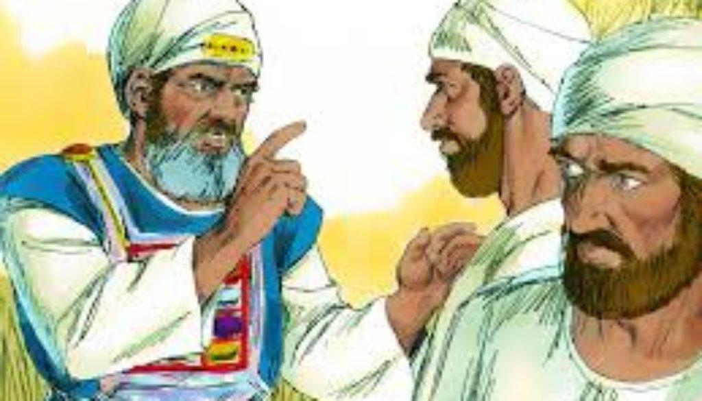 1 Samuel 2:22-26 Confrontation