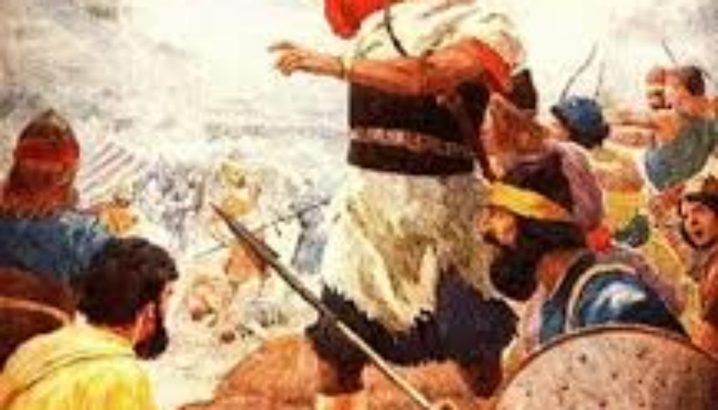 1 Samuel 11:1-11 King's 1st Army