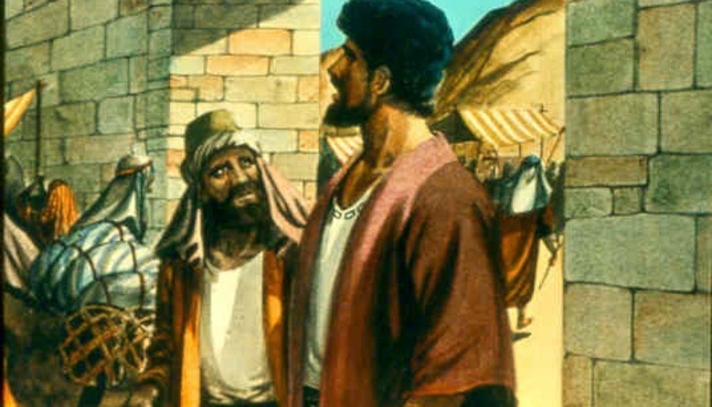 1 Samuel 9:1-27 Prince First