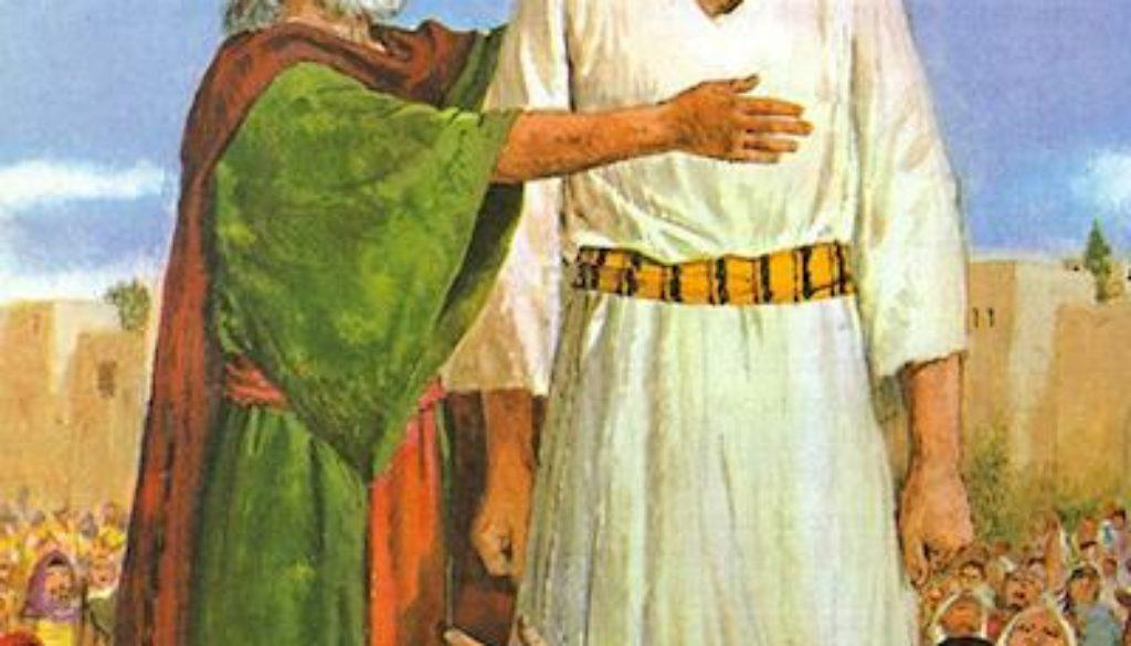 1 Samuel 10:17-27 Public Appointment