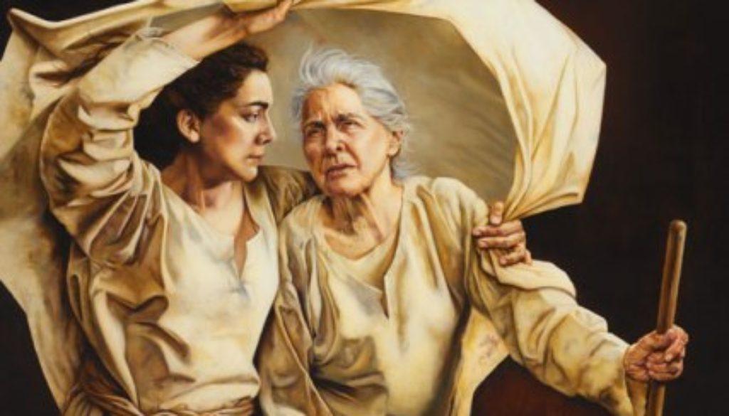 Ruth 1:6-18 Stuck Like Glue