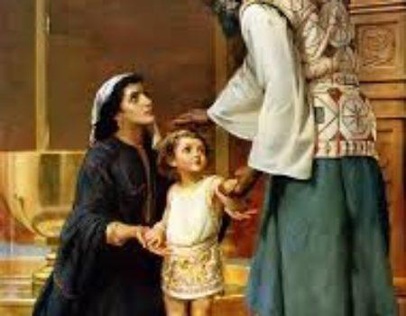 1 Samuel 1:21-28 Surrendered Son