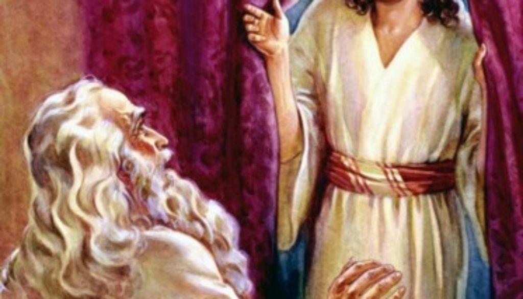 1 Samuel 3:1-21 You Called Me