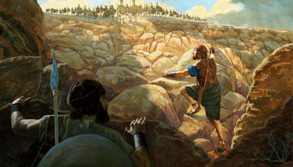 1 Samuel 14:1-23 Bold Jonathan