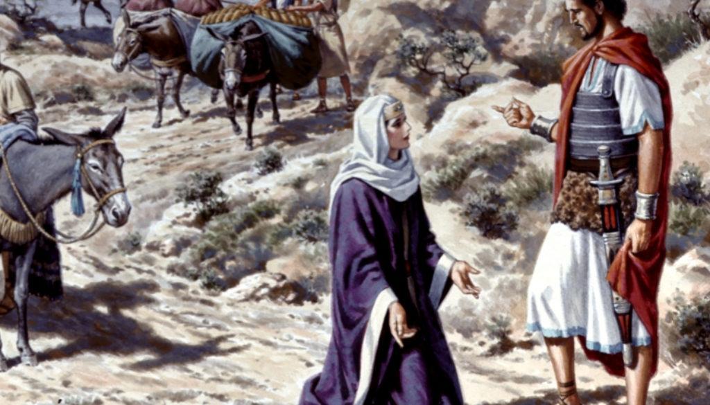 1 Samuel 25:2-44 David & Abigail
