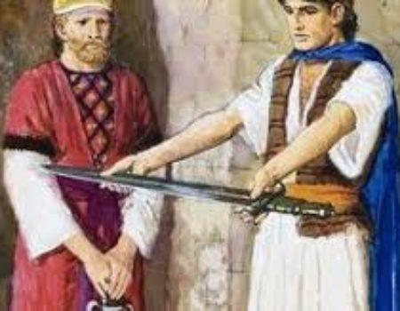 1 Samuel 21:1-9 David in Nob
