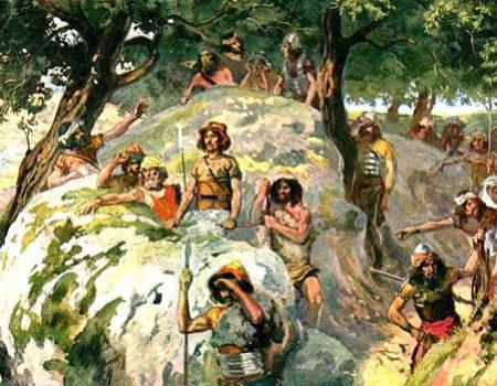 1 Samuel 23:1-14 Keilah Rescued