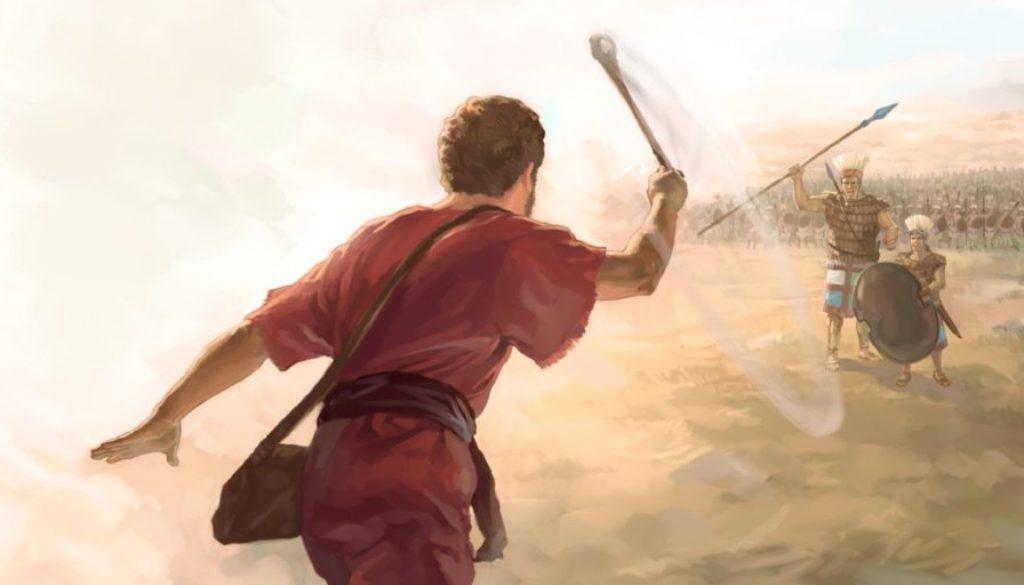 1 Samuel 17:1-58 Sling & Faith