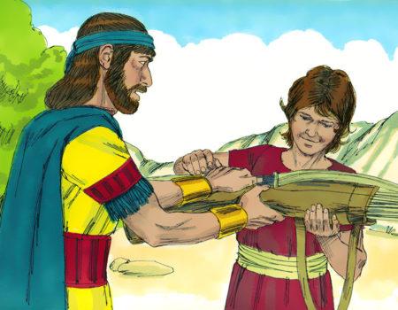 1 Samuel 18:1-5 Soul Brothers