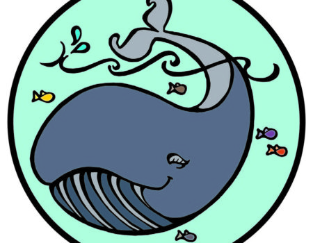 Jesse Tree December 17 Whale