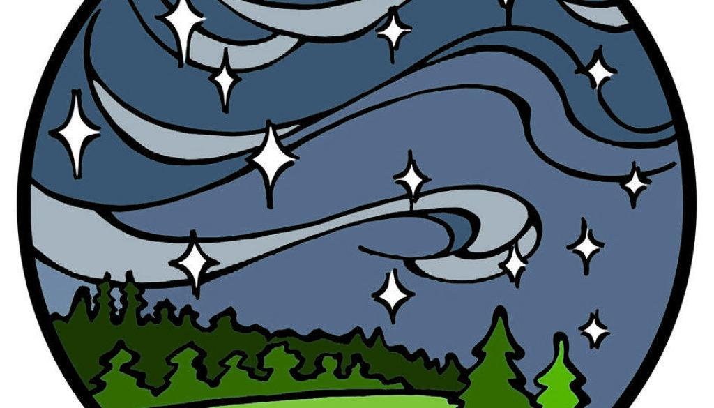 Jesse Tree December 3 Starry Sky