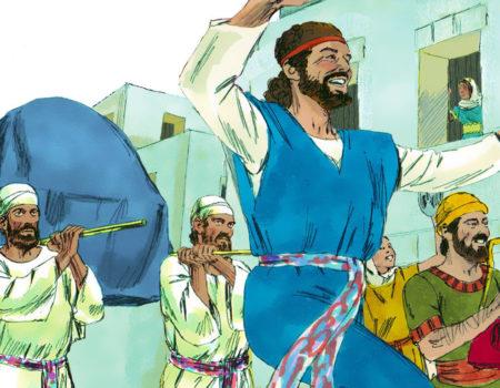 2 Samuel 6:16-23 Enter With Joy
