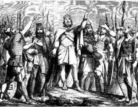 2 Samuel 10:1-19 Friend Turned Foe
