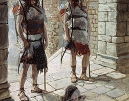 2 Samuel 4:1-12 Ish-bosheth Killed