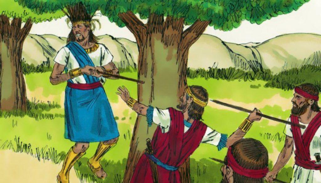 2 Samuel 18:1-18 Absalom Killed