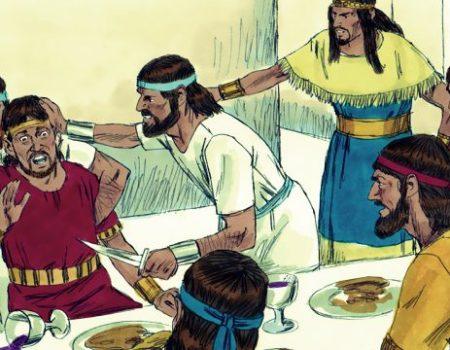2 Samuel 13:23-33 Ammon Murdered