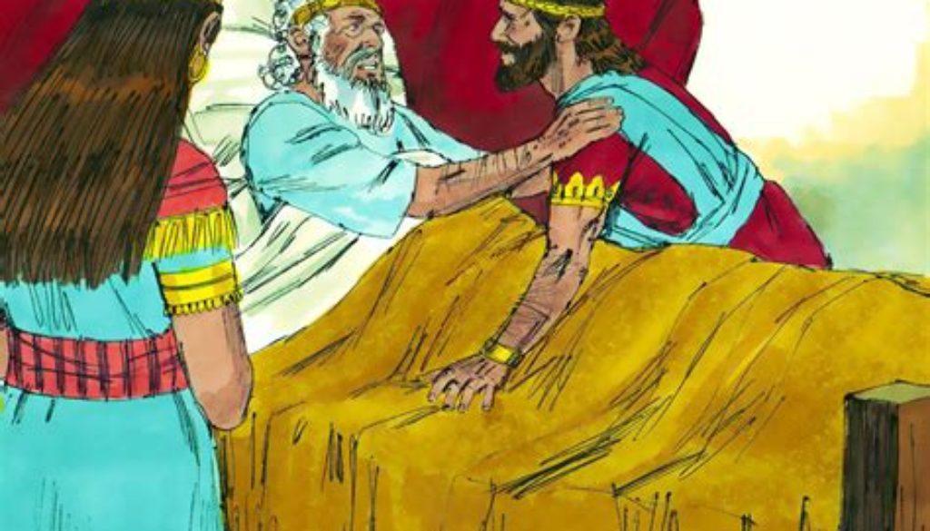 1 Kings 2:1-9 Final Instructions