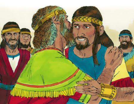 2 Samuel 14:1-33 Home In Steps