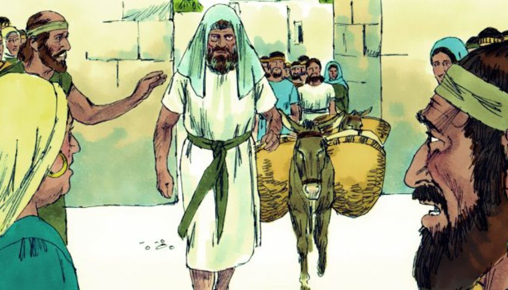 2 Samuel 15:13-37 On The Run Again