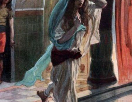 2 Samuel 13:1-22 Tamar's Rape