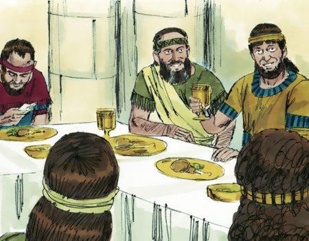 1 Kings 1:5-10 Usurped Again