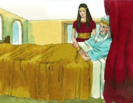 1 Kings 1:1-4 Body Heat