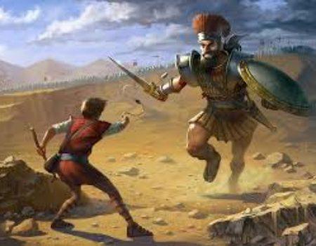 2 Samuel 21:15-22 Giants Again